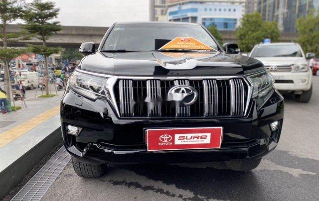 Bán Toyota Prado đời 2018, màu đen, xe nhập còn mới3