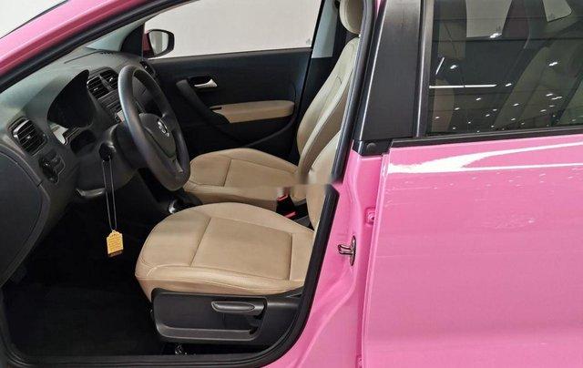 Cần bán Volkswagen Polo đời 2016, màu hồng, xe nhập7