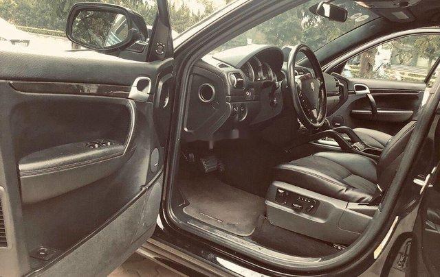 Cần bán lại xe Porsche Cayenne đời 2009, màu đen, xe nhập chính chủ, giá tốt7