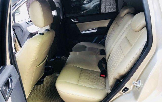 Bán Hyundai Getz 2009, màu vàng, giá tốt6