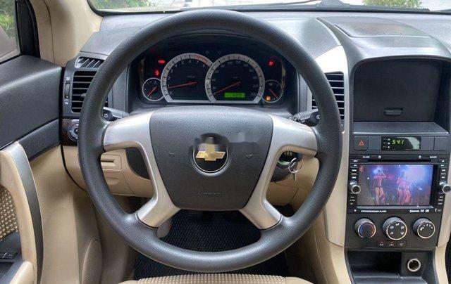 Cần bán Chevrolet Captiva sản xuất năm 2009, màu vàng chính chủ, giá 270tr9