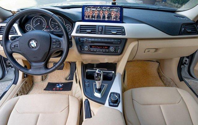 Cần bán gấp BMW 3 Series 320i đời 2015, màu bạc, xe nhập còn mới, giá tốt2