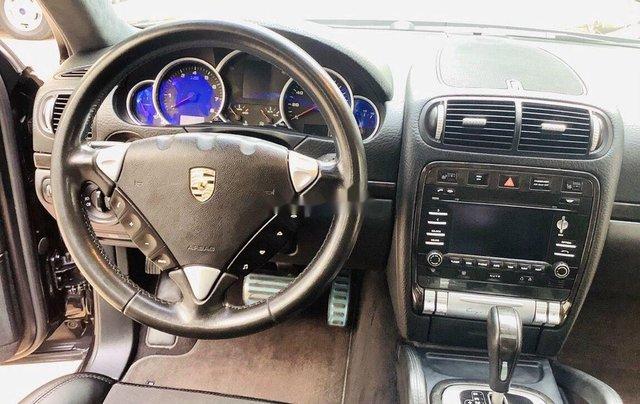 Cần bán lại xe Porsche Cayenne đời 2009, màu đen, xe nhập chính chủ, giá tốt9