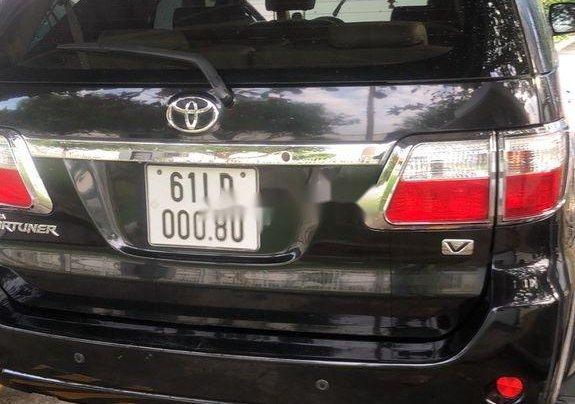 Cần bán gấp Toyota Fortuner sản xuất năm 2011, màu đen chính chủ, giá chỉ 400 triệu2