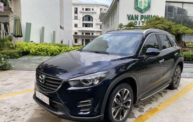 Cần bán lại xe Mazda CX 5 sản xuất năm 2016, màu xanh lam chính chủ4