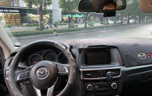 Cần bán lại xe Mazda CX 5 sản xuất năm 2016, màu xanh lam chính chủ9