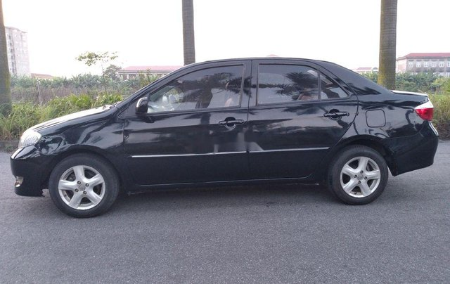 Xe Toyota Vios năm sản xuất 2007 còn mới, giá tốt2