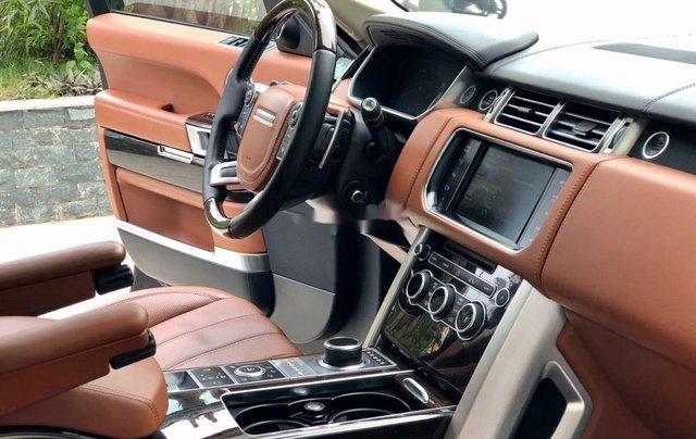 Cần bán LandRover Range Rover Autobiography LWB 5.0 năm sản xuất 2015, màu đen9