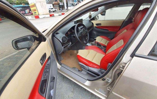 Bán xe Mazda 6 sản xuất năm 2004, giá chỉ 185 triệu4