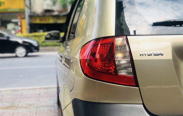 Bán Hyundai Getz 2009, màu vàng, giá tốt3