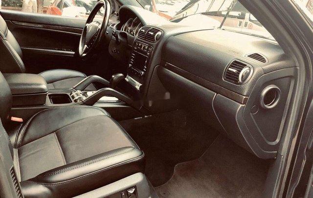 Cần bán lại xe Porsche Cayenne đời 2009, màu đen, xe nhập chính chủ, giá tốt8