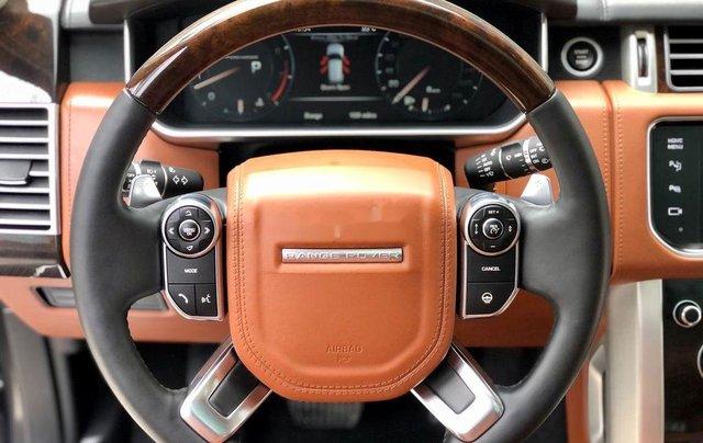 Cần bán LandRover Range Rover Autobiography LWB 5.0 năm sản xuất 2015, màu đen8