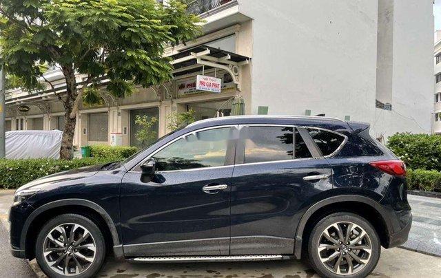 Cần bán lại xe Mazda CX 5 sản xuất năm 2016, màu xanh lam chính chủ2