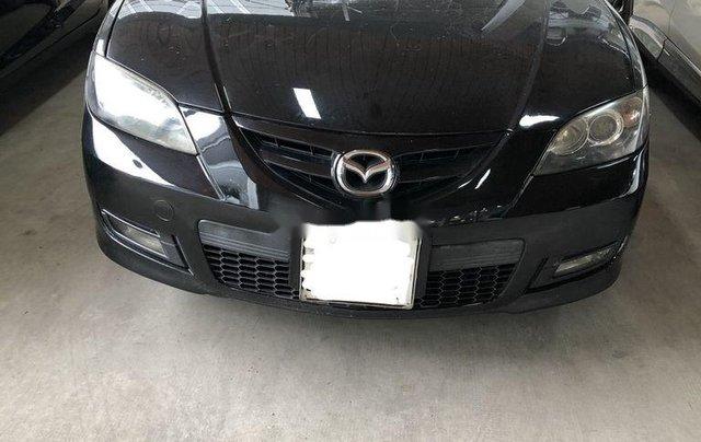Bán Mazda 3 sản xuất năm 2009, màu đen, xe nhập, 285 triệu1