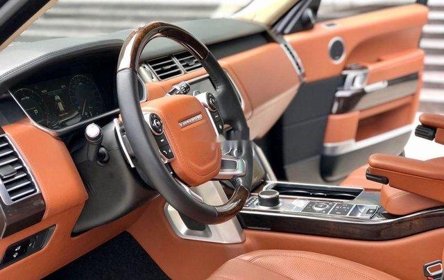 Cần bán LandRover Range Rover Autobiography LWB 5.0 năm sản xuất 2015, màu đen10