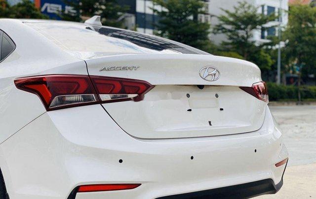 Cần bán lại xe Hyundai Accent đời 2019, màu trắng chính chủ6