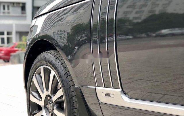 Cần bán LandRover Range Rover Autobiography LWB 5.0 năm sản xuất 2015, màu đen4