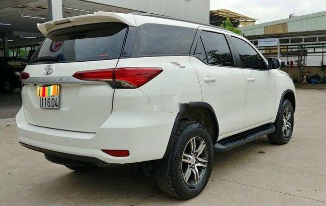 Bán Toyota Fortuner năm sản xuất 2020, màu trắng chính chủ3