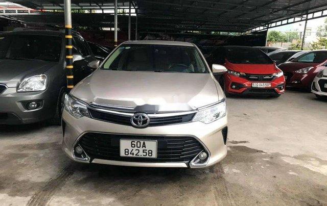 Bán Toyota Camry năm 2017, giá chỉ 818 triệu0