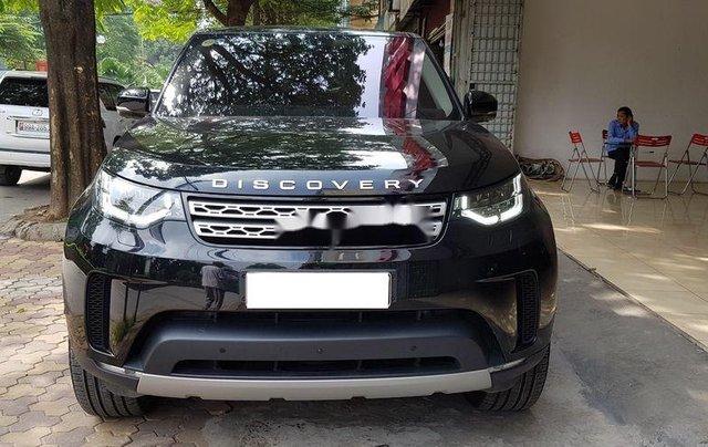Bán ô tô LandRover Discovery năm sản xuất 2019, nhập khẩu0