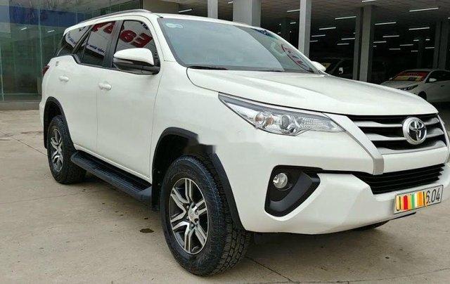 Bán Toyota Fortuner năm sản xuất 2020, màu trắng chính chủ1