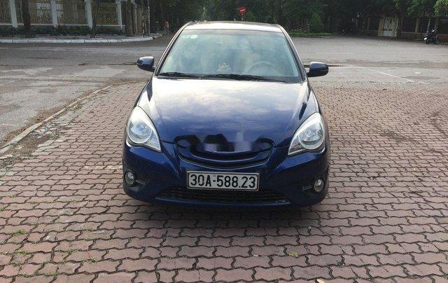Xe Hyundai Verna 2009, màu xanh lam, nhập khẩu còn mới, giá chỉ 242 triệu0