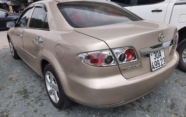 Bán xe Mazda 6 sản xuất năm 2004, giá chỉ 185 triệu3