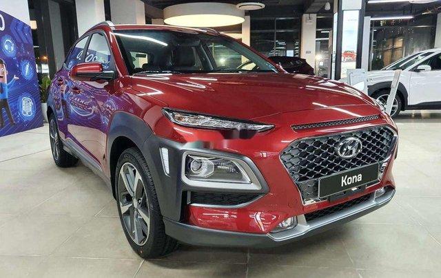 Bán ô tô Hyundai Kona 2020, màu đỏ, 671 triệu0