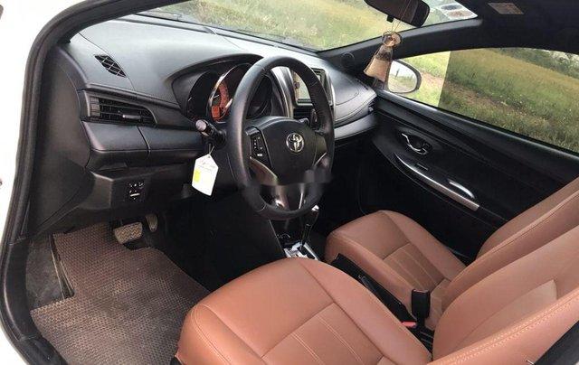 Bán xe Toyota Yaris 1.5 G AT đời 2016, màu trắng, nhập khẩu7