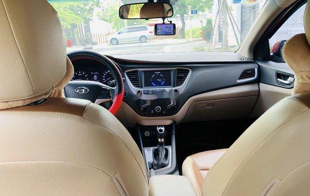 Cần bán xe Hyundai Accent đời 2018, màu đỏ, giá 455tr5