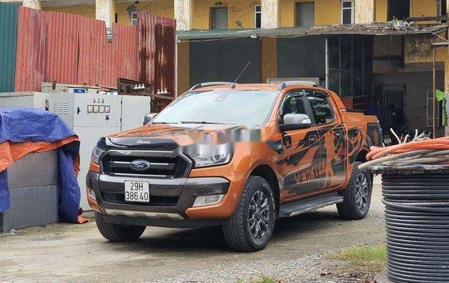 Cần bán lại xe Ford Ranger năm 2015, nhập khẩu nguyên chiếc0
