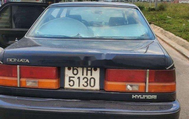 Cần bán xe Hyundai Sonata đời 1991, màu xanh lam, nhập khẩu, 65tr3