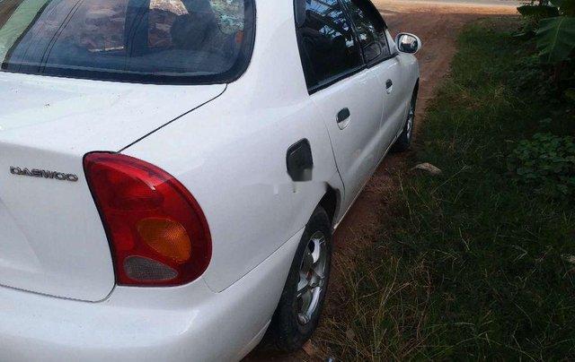 Xe Daewoo Lanos đời 2000, màu trắng, nhập khẩu nguyên chiếc chính chủ2