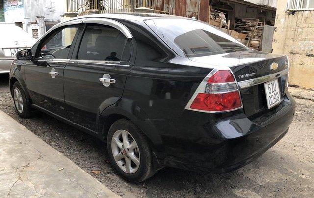 Bán ô tô Daewoo Gentra năm sản xuất 2008, màu đen, nhập khẩu3