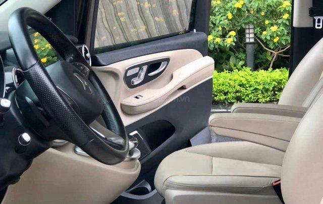 Cần bán xe Mercedes V220 Luxury, máy dầu, SX 20152
