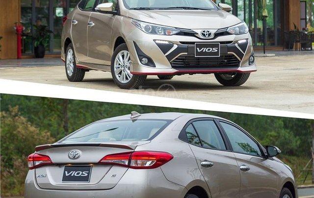 [Duy nhất tháng 12] Toyota Vios 2020 còn 30 ngày giảm phí trước bạ 50% - rinh xe ngay chỉ với 70 triệu2