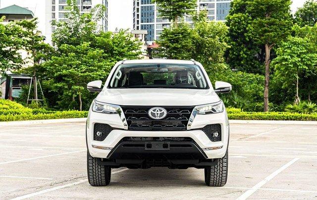 [Duy nhất tháng 12] Toyota Fortuner giảm giá cực sâu - nhận xe ngay chỉ với 149 triệu1