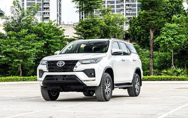 [Duy nhất tháng 12] Toyota Fortuner giảm giá cực sâu - nhận xe ngay chỉ với 149 triệu0