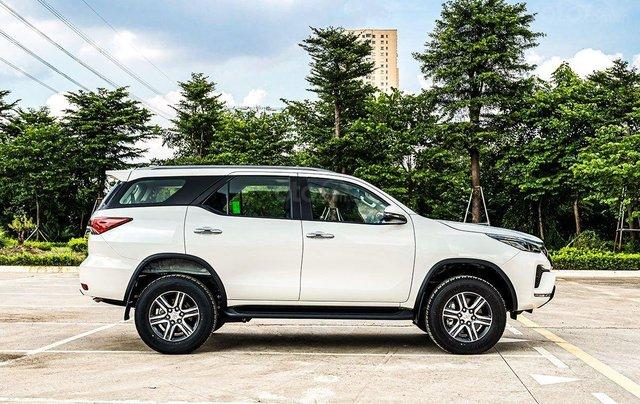 [Duy nhất tháng 12] Toyota Fortuner giảm giá cực sâu - nhận xe ngay chỉ với 149 triệu4
