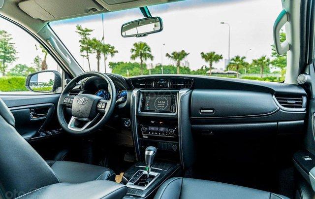 [Duy nhất tháng 12] Toyota Fortuner giảm giá cực sâu - nhận xe ngay chỉ với 149 triệu8