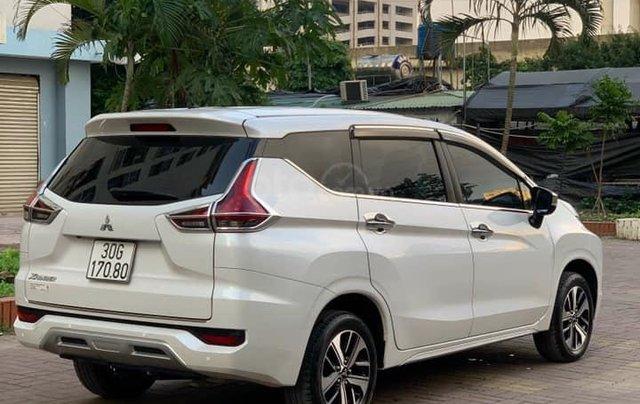 Cần bán Xpander 1.5AT SX 2019 nhập Indo, màu trắng1