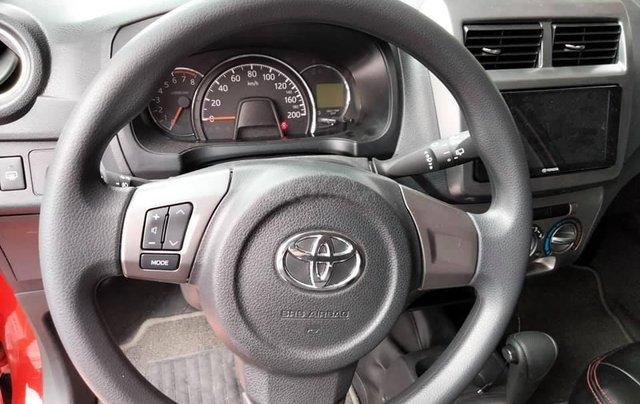 Cần bán xe Toyota Wigo SX 2019, màu đỏ3