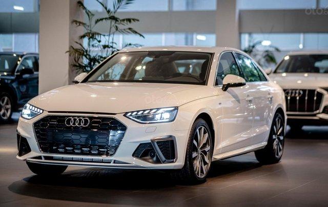 [Audi Miền Bắc] Audi A4 2020 - ưu đãi tốt nhất về giá, giao xe ngay0