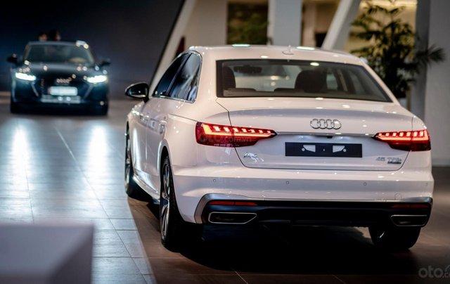[Audi Miền Bắc] Audi A4 2020 - ưu đãi tốt nhất về giá, giao xe ngay3