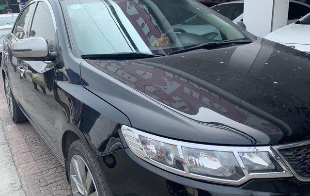 Bán xe Kia Forte năm sản xuất 2011, màu đen1