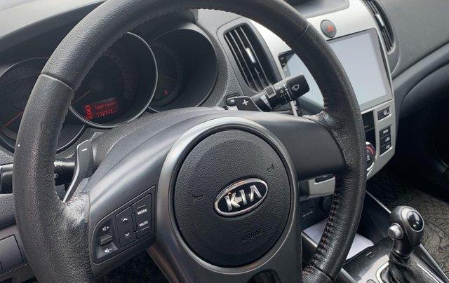 Bán xe Kia Forte năm sản xuất 2011, màu đen5