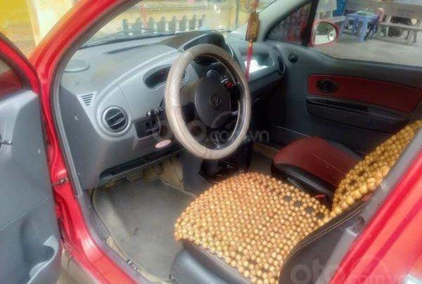 Bán Daewoo Matiz sản xuất 2015, màu đỏ2