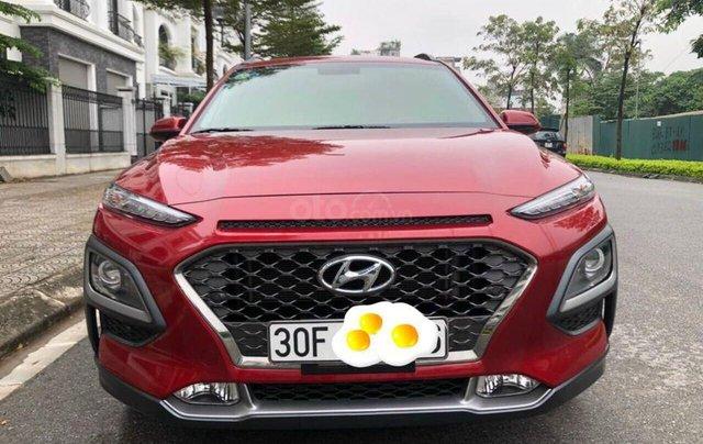 Cần bán xe Hyundai Kona đời 2019, màu đỏ1