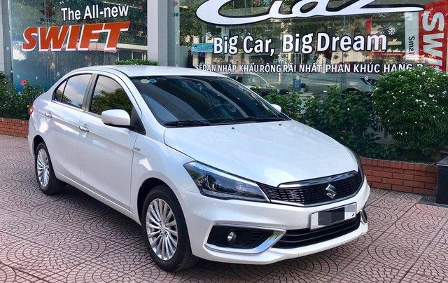 Bán Suzuki Ciaz 2020 mới 100%, giá 494 tr, chỉ cần 180 triệu có xe ngay, hỗ trợ từ a -z, giá cạnh tranh nhiều ưu đãi1