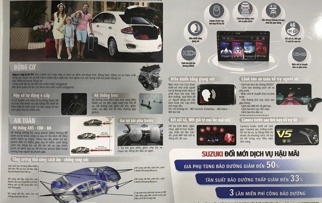 Bán Suzuki Ciaz 2020 mới 100%, giá 494 tr, chỉ cần 180 triệu có xe ngay, hỗ trợ từ a -z, giá cạnh tranh nhiều ưu đãi7